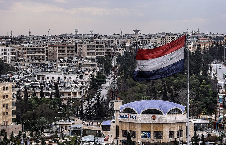 Nearly 200 Militants Surrender To Syrian Government Forces In Aleppo