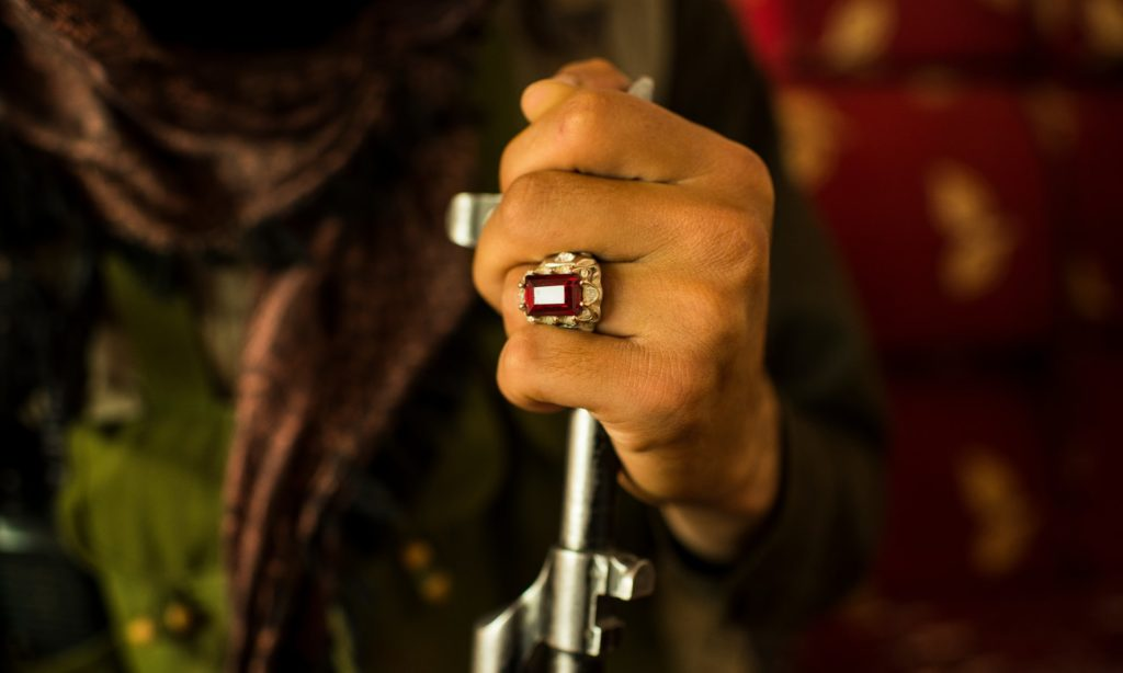 "Taliban Commander: ""150,000 Americans couldn't beat us"""