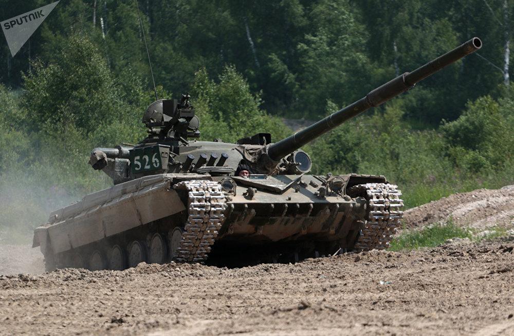 35 Ukrainian Army T-64 Tanks Broke Down After Few Days On Firing Ground