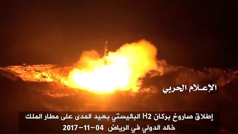 "Saudi Arabia Blames Iran For Military Aggression, Cites Potential ""Act Of War"""