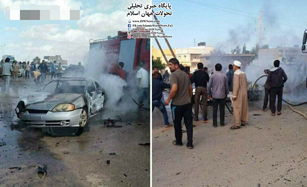 Deputy Internal Affairs Minister Of Tobruk-Based Government Survives Car Bombing In Libya's Benghazi
