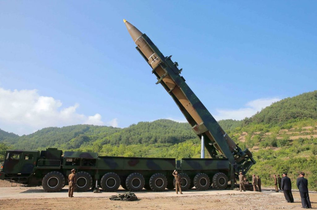 US Launches Investigation Into Ukraine Selling Engines For Nuclear Missiles To North Korea