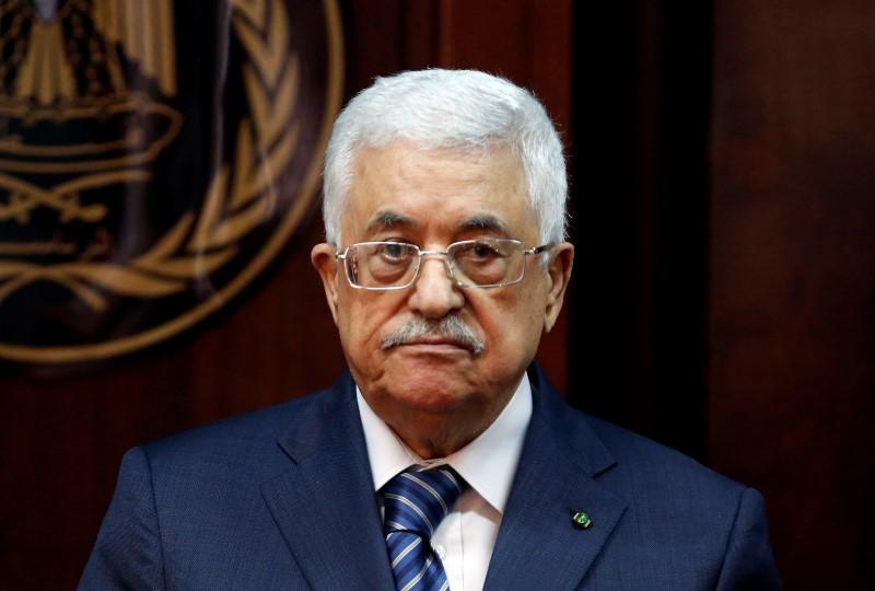 Palestine's President Mahmoud Abbas To Meet With Saudi Leaders