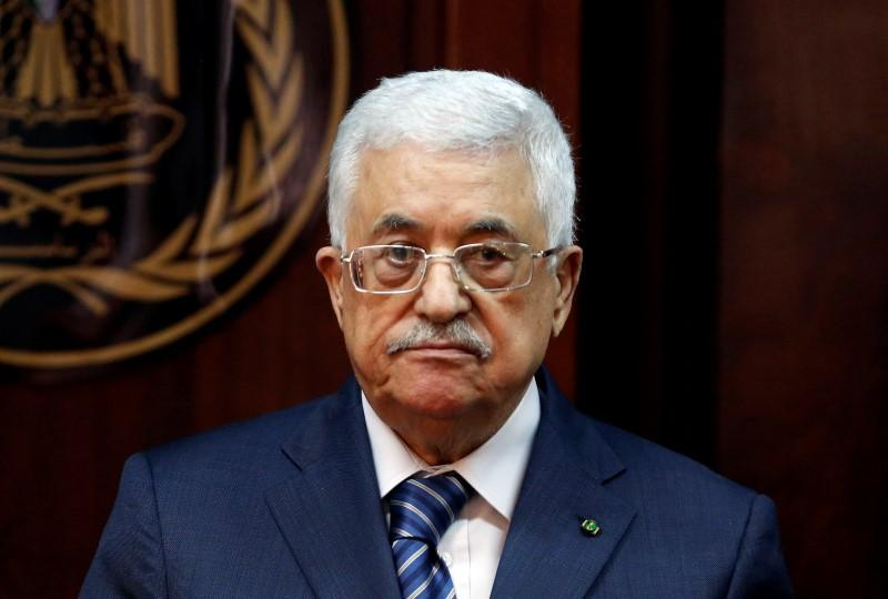 Palestine's President Mahmoud Abbas To Meet With Saudi Leaders