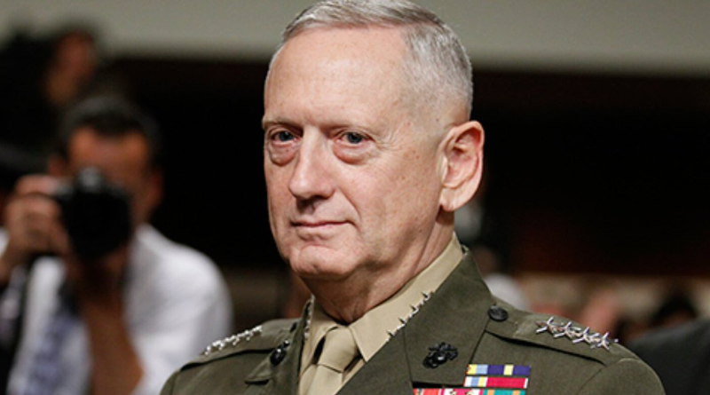 US Secretary of Defense Believes UN 'Approved' US Intervention In Syria