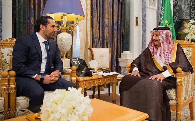 The Fall and the Fall of Hariri