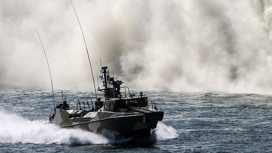 Russia Formed Caspian Sea Special Operations Unit