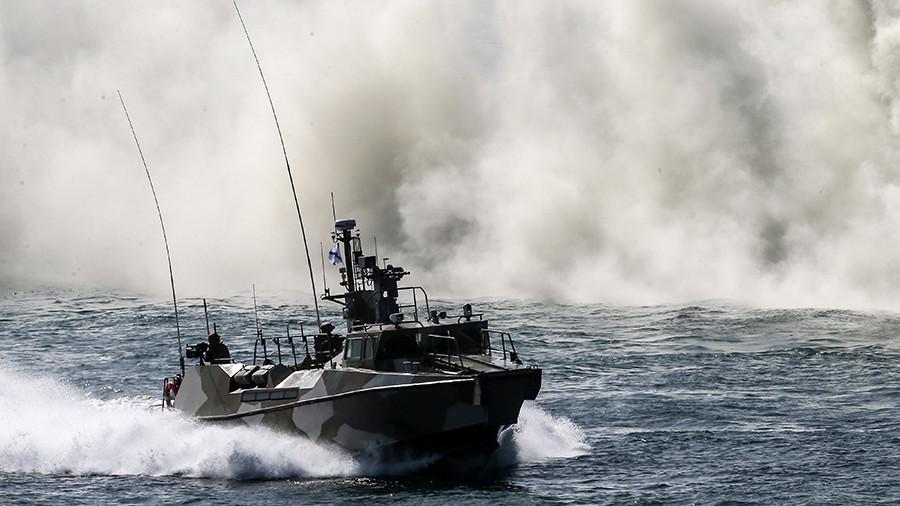 Russia Formed Caspian Sea Special Operations Unit