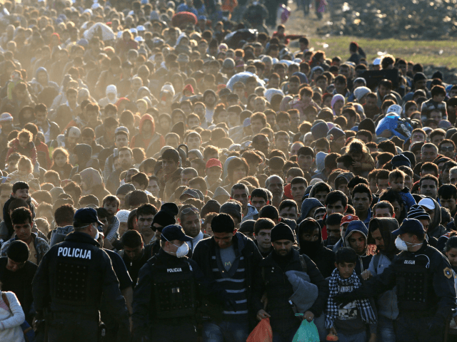 European Governments Fail To Deal With Migrant Influx