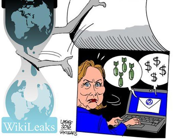 Nearly Half Of #DNCLeak Tweets Were Concealed During Last Two Months of US 2016 Election