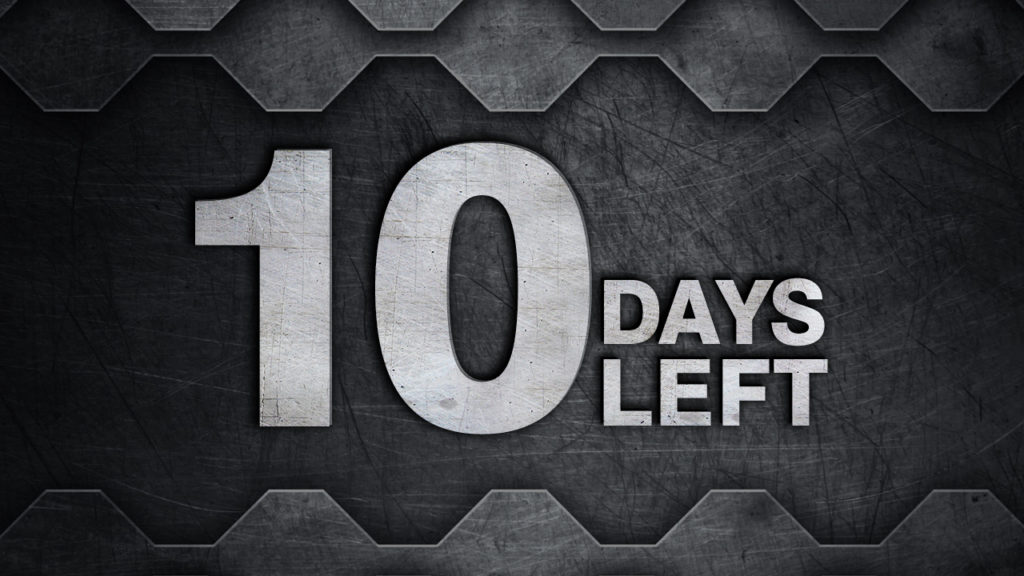 10 Days Left To Alocate SF's Budget For December