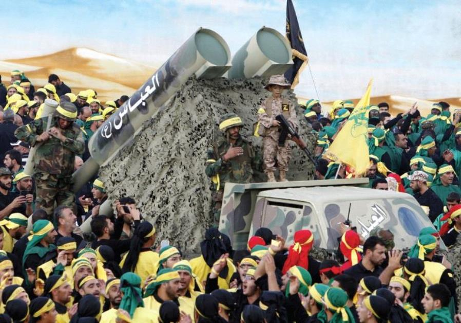 "Israeli Minister Claims Smuggling Arms To Hezbollah Is ""Red Line"", After Airstrikes On Syria"