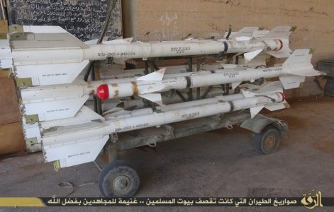 Syrian Army Captures Dozens Of Air-To-Air Missiles From ISIS In Hama (Video, Photos)