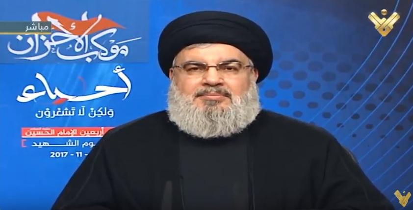 ヒズボラ:イスラエルがレバノン攻撃をイスラエルに奨励している