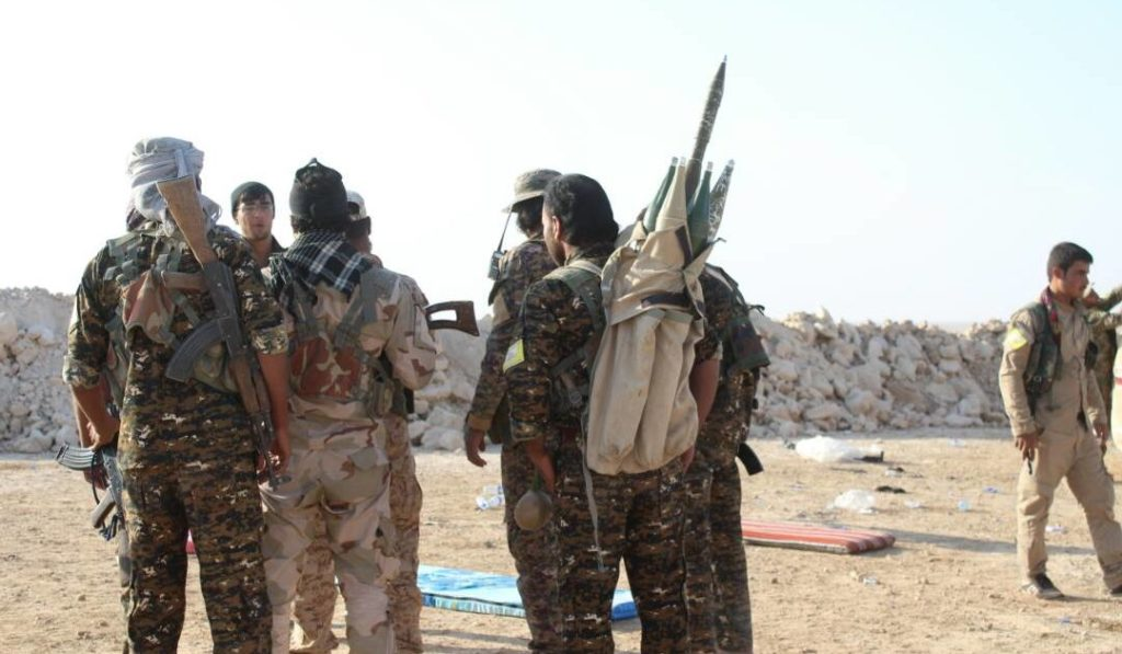Syrian Democratic Forces Capture Two New Areas, Kill 26 ISIS fighters