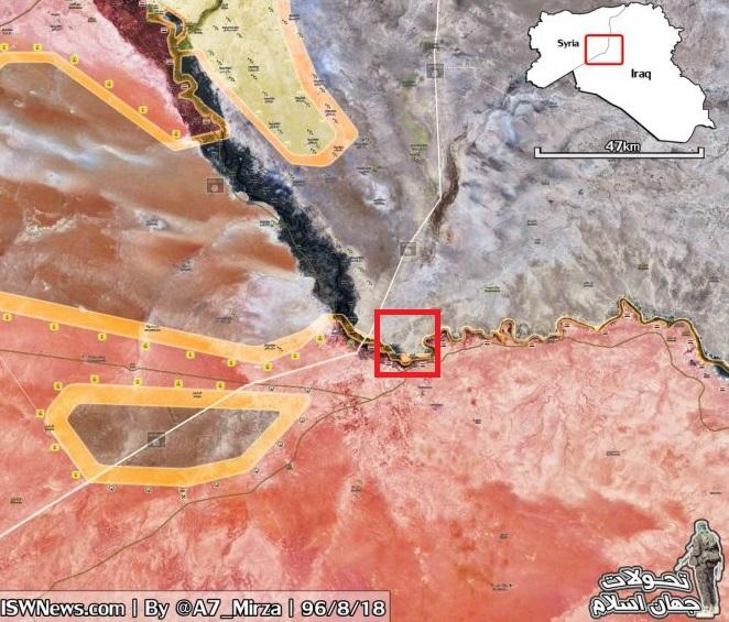 Iraqi Army Launches Rawa Operation, Captures Key Town North Of Al-Qa'im