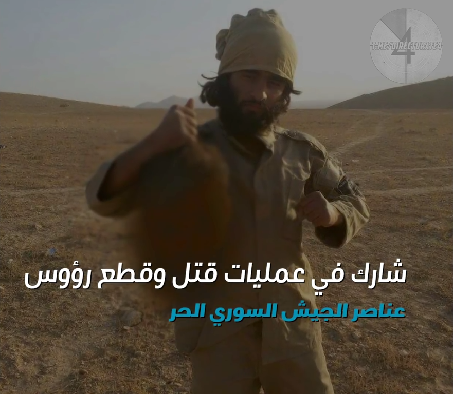 'SDF Medic' Shown In RT Documentary 'The Road To Raqqa' Appears To Be Former ISIS Member - Report