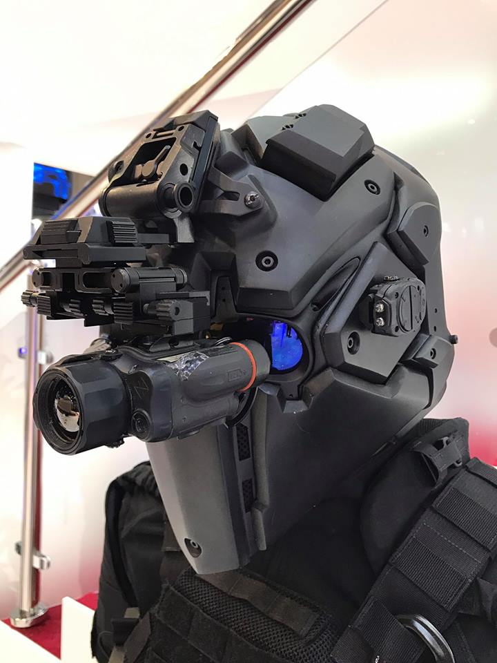 The Ronin: New Ballistic Helmet By Devtac