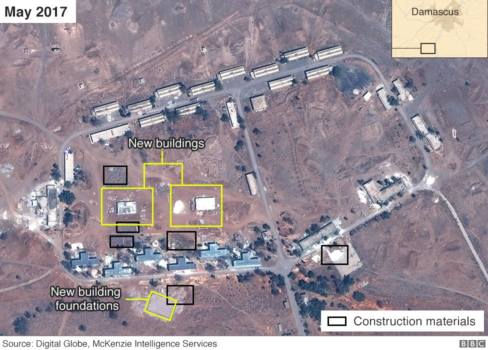 """Israel Will Not Let This Happen"": Iran Is Reportedly Building A Military Base In Syria"