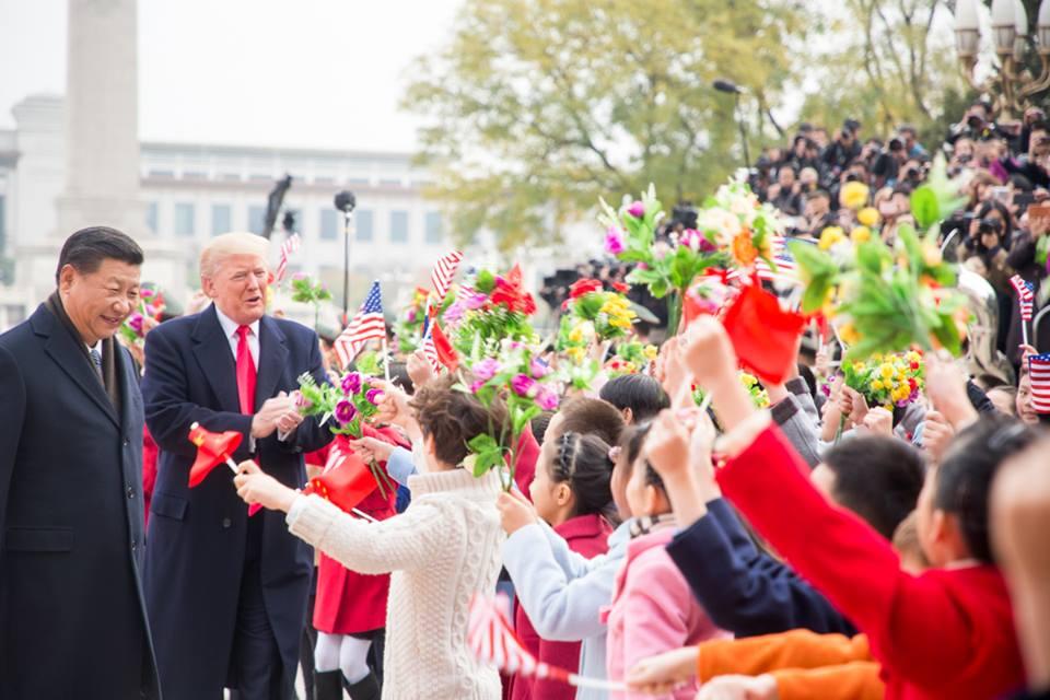 Trump's Pivot to Asia: An Arms Sales Bonanza, An Anti-Peace Trip