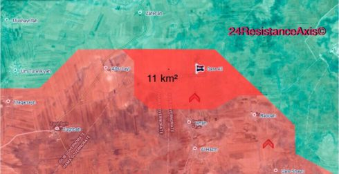 Situation Escalates Further In Northern Hama And Southern Aleppo (Maps)