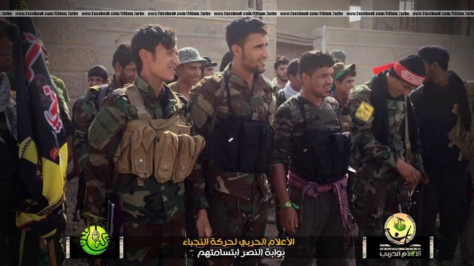 ハラカット・ヘズボラ・アル・ヌジャバとアサイブ・アール・アル・ハクを制圧する米国