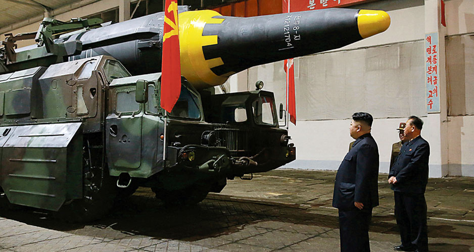 North Korea And Its Missile Program - All What You Need To Know