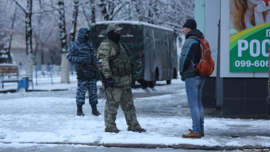 LPR Interior Ministry Says It Undermined Attempt To Return Republic Under Control Of Kiev Government