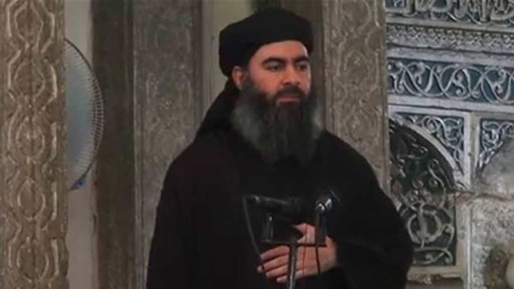 Iraqi Army Official: Al-Baghdadi Is Injured And Hiding In Syrian-Iraqi Border Area