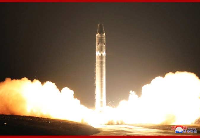 North Korea Prepares For New Missile Launch