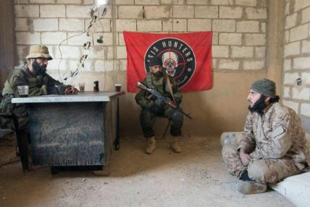 ISIS Hunters Capture 250 ISIS Fighters, Secure Kate Island North Of Deir Ezzir (Photos, Map)