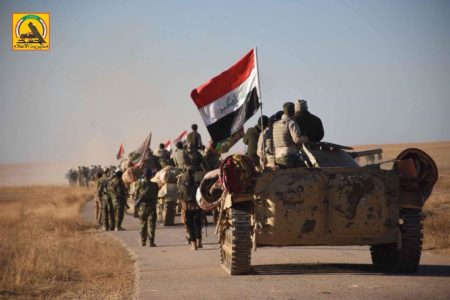 Iraqi Army Captures 20 Villages In Second Day Of al-Jazeera Operation (Map, Photos, Video)