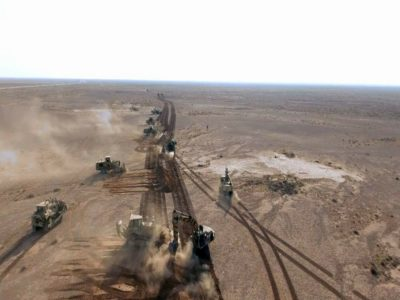 Iraqi Army Liberated 14,100Km2 Since Start Of al-Jazeera Operation (Photos)