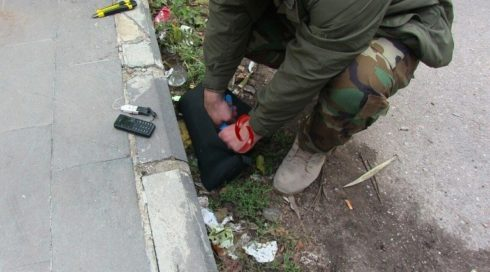 Syrian Intelligence Foiled Terrorist Attack In Homs city (Photos)