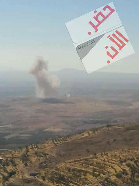 Daraa Militants Infiltrate Beit Jin Pocket With Help Of Israeli Army - Reports