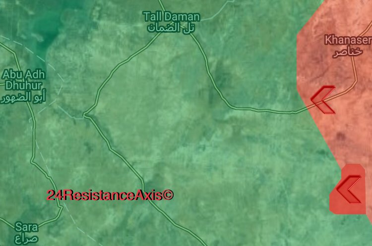 Government Troops Liberated 6 Villages From Hayat Tahrir al-Sham In Western Syria (Maps)
