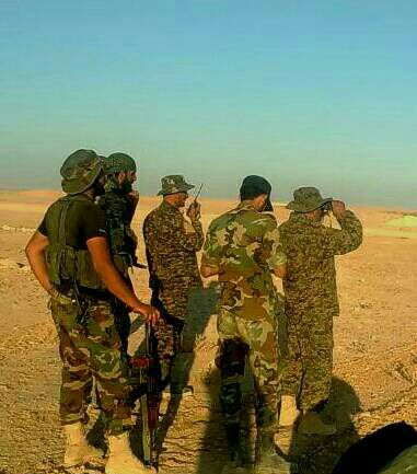 Tiger Forces And Their Allies Launched Final Push Towards Al-Bukamal - Reports