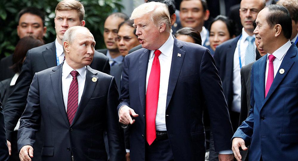 Russian Media: US Side Sabotaged Trump-Putin Meeting In Vietnam