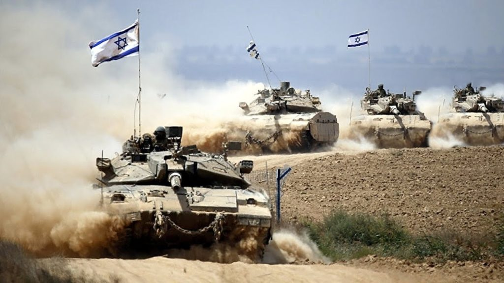 Israel Threatens To 'Act Alone' Against Iranian Forces In Syria