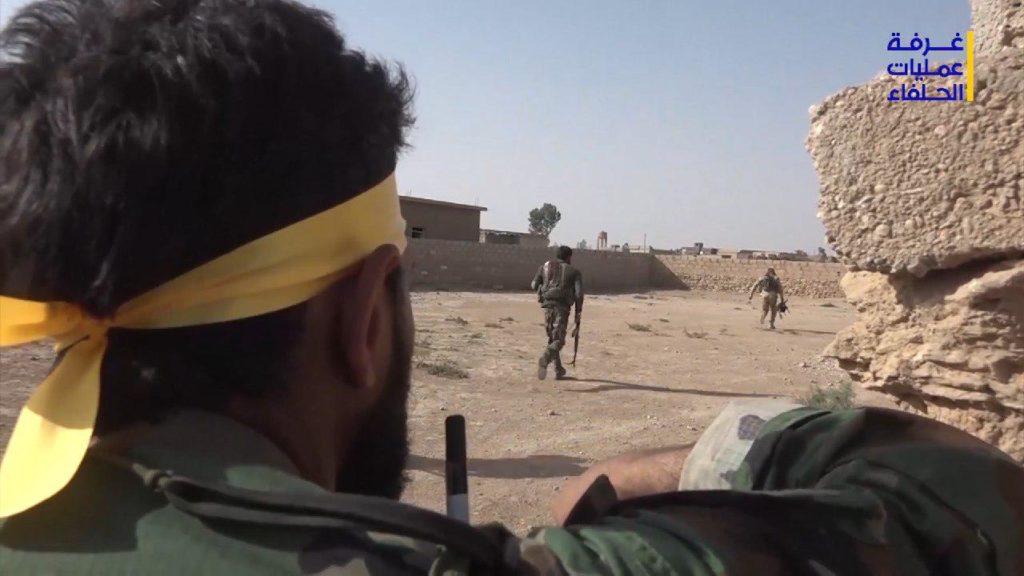 Syrian Army Controls 85% Of Al-Bukamal. 150 ISIS Members Fled City - Report