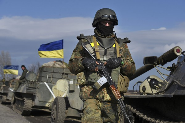Kiev Forces Occupy Settlements In Demilitarized Zone In Eastern Ukraine