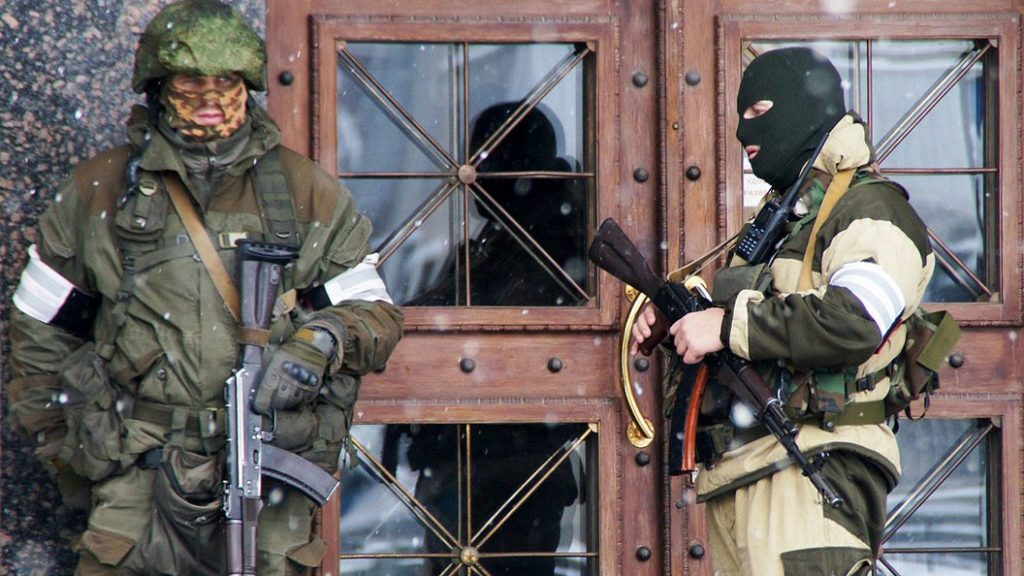 Crisis In Eastern Ukraine: LPR Head Fled To Russia. Saboteur Group Detained In DPR