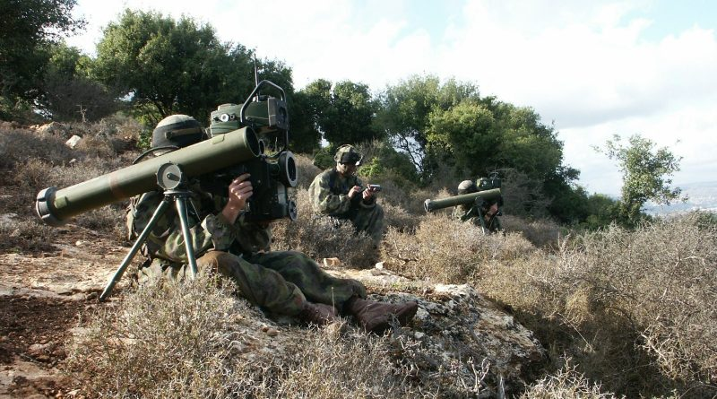 India Decided Against Buying Large Shipment Of Israeli ATGMs