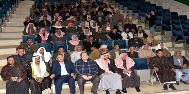 200 Locals From Manbij City Sign Reconciliation Agreement With Syrian Authorities