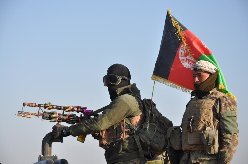 Afghan Army Killed 25 Taliban Fighters In Southeastern Afghanistan