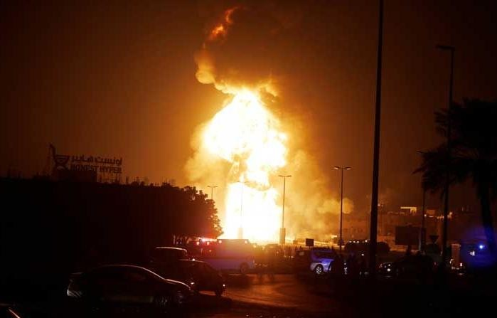 Bahrain Officially Accuses Iran Of Blowing Up Strategic Oil Pipeline In Its Territory
