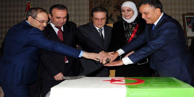 Algeria Ambassador In Damascus Calls For Return Of Syria To Arab League