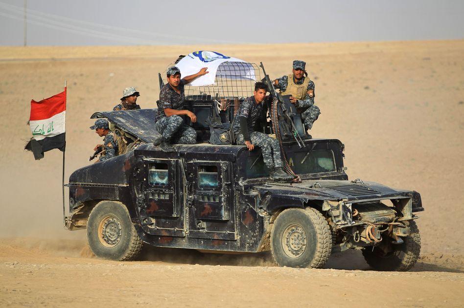Iraqi Army: Peshmerga Didn't Fulfill Its Promises Regarding Deal Over Faysh Khabur Border Crossing