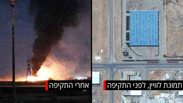 Recent Israeli Airstrikes Hit Joint Syrian-Iranian Warehouses - Israeli Media