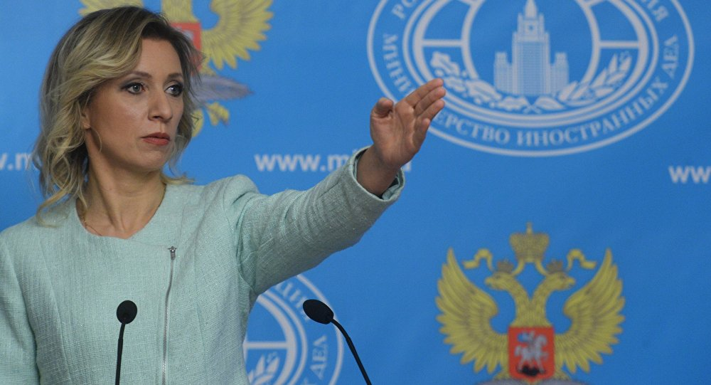 Key Points From Russian Foreign Ministry Spokeswoman Weekly Press Briefing - Overview